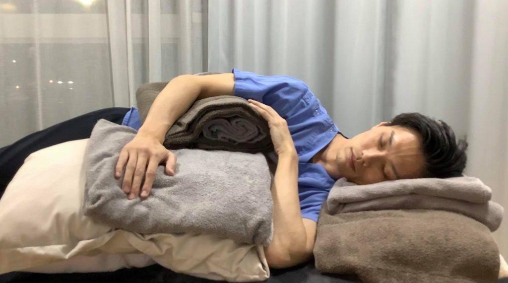 名古屋五十肩リハビリ整体院_痛みの軽減